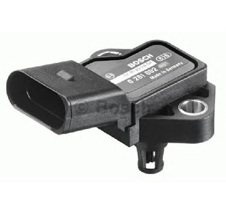 Senzor, presiune supraalimentare VW CRAFTER 30-50 PLATOU / SASIU ( 2F ) 04/2006 - 2019 - producator BOSCH 0 281 002 401 - 305530 - Piesa Noua