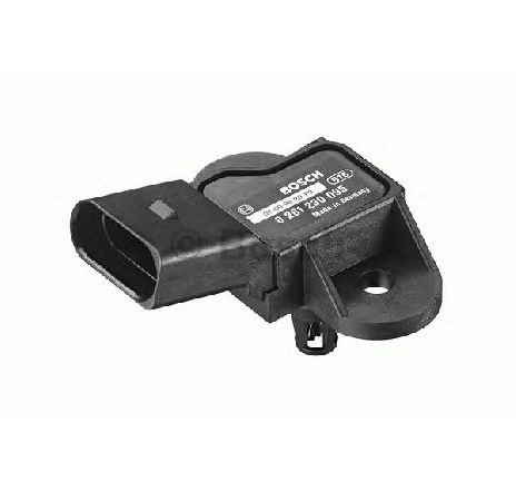 Senzor, presiune supraalimentare VW GOLF IV ( 1J1 ) 08/1997 - 06/2005 - producator BOSCH 0 261 230 095 - 301994 - Piesa Noua