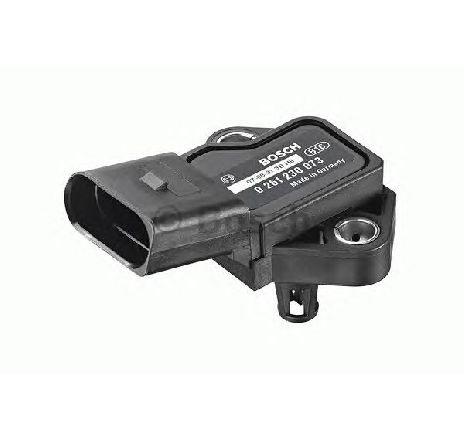 Senzor, presiune supraalimentare VW GOLF VI VARIANT ( AJ5 ) 07/2009 - 07/2013 - producator BOSCH 0 261 230 073 - 308442 - Piesa Noua