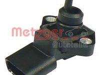 Senzor,presiune supraalimentare VW LUPO (6X1, 6E1) (1998 - 2005) METZGER 0906091 piesa NOUA