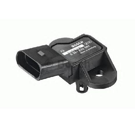 Senzor, presiune supraalimentare VW NEW BEETLE CABRIOLET ( 1Y7 ) 09/2002 - 10/2010 - producator BOSCH 0 261 230 081 - 304957 - Piesa Noua
