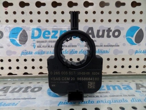 Senzor unghi virare Citroen C4 Picasso, 9658684180