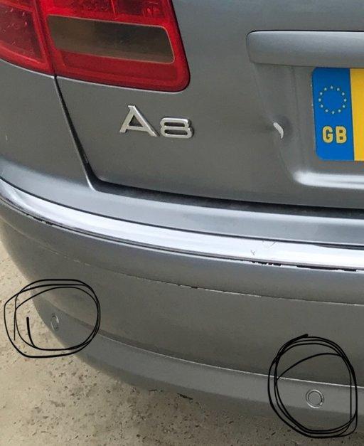 Senzori parcare Audi A8 4E 3.0 TDI asb 2004-2008