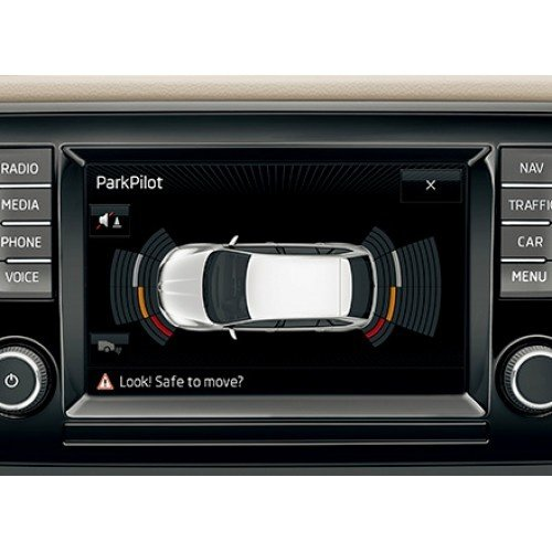 Senzori Parcare fata spate OPS Park Pilot 8K VW Golf 7 5Q MK7 Octavia 3