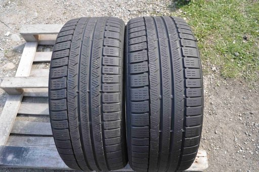SET 2 Anvelope Iarna 225/40 R18 CONTINENTAL ContiW