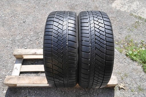 SET 2 Anvelope Iarna 225/50 R18 CONTINENTAL ContiW