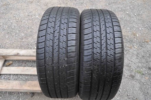 SET 2 Anvelope Iarna 235/55 R17 CONTINENTAL 4x4 Contact 99V