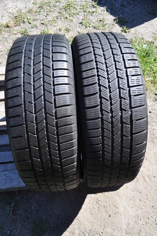 SET 2 Anvelope Iarna 235/55 R19 CONTINENTAL CrossContact Winter UHP 105H