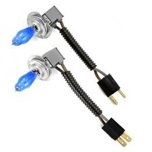 Set 2 Becuri H7 HOD 100W - Hid Xenon Power (imitatie Xenon) AL- TCT-2262