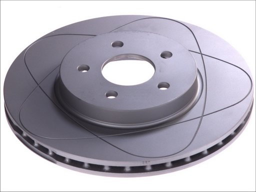 Set 2 discuri frana fata r300mm ate power pt ford mondeo 3