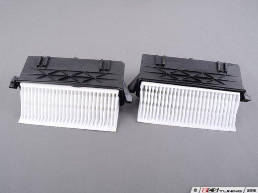 Set 2 filtre aer st/dr originale mercedes e-class(