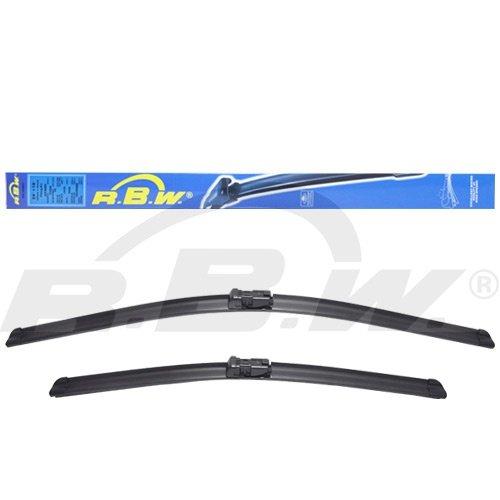Set 2 stergatoare, 600mm+450mm, Peugeot 308 2013-> - 90501