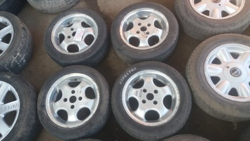 Set 266 - Jante aliaj Ford Fiesta, R14, 4x108 - cod FOR-4A-20