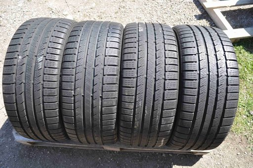 SET 4 Anvelope Iarna 235/40 R18 CONTINENTAL ContiW
