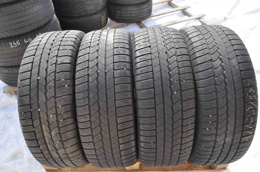 SET 4 Anvelope Iarna 265/60 R18 CONTINENTAL 4x4 WINTER CONTACT 110H