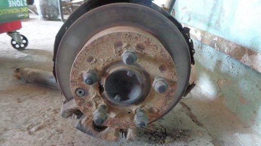 Set 4 Discuri Frana Mitsubishi Pajero Pinin 1.8 benzina 2000