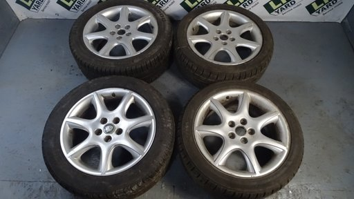 Set 4 jante 215/50/R17 jaguar S Type