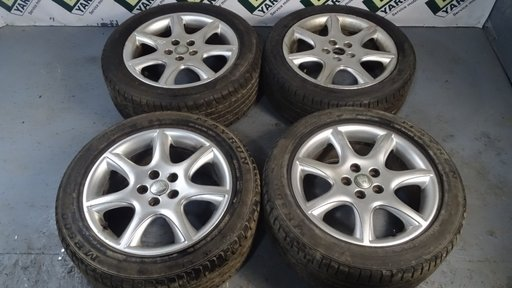 Set 4 jante 235/50/R17 Jaguar S Type