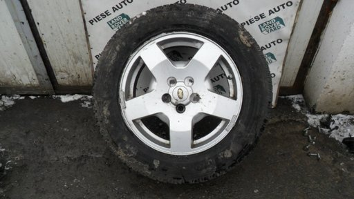 Set 4 jante 255/60/R18 Land Rover Discovery 3