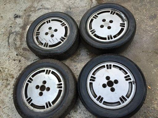 Set 4 Jante Aliaj 14'' 5,5Jx14 ET40 4x100 Volkswagen Golf 3 Polo 6N Vento Seat Ibiza Volvo 360 460 POZE REALE!
