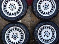 SET 4 JANTE ALIAJ BMW 7JX15 IS47 E46 SERIA 3 CU CAUCIUCURI DE IARNA