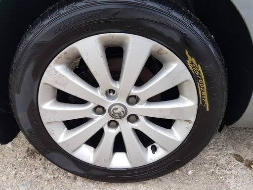 Set 4 Jante Aliaj Opel Astra J 2009 - 2015 225 50 R17