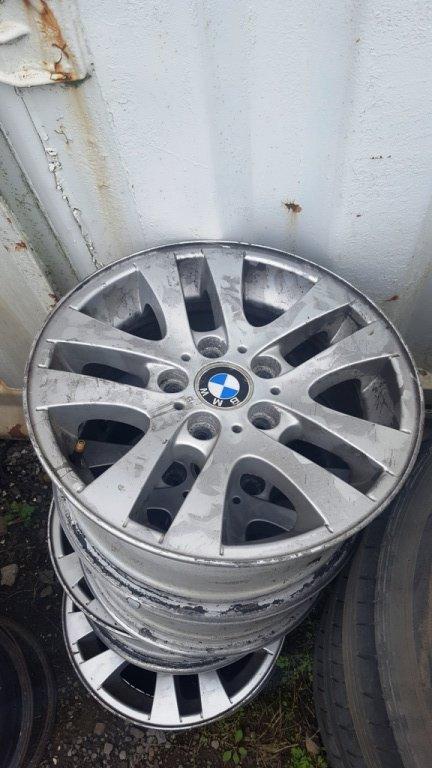 Set 4 jante aliaj - R16 - BMW Seria 3 - E90