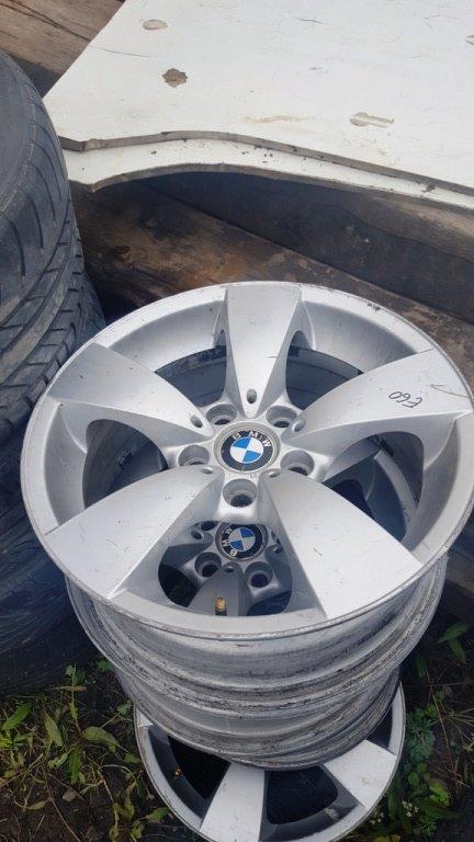 Set 4 jante aliaj - R17 - BMW Seria 5 - E60 - 2006