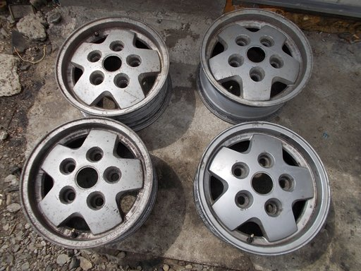 Set 4 jante R16 Land Rover Discovery 1 '89-'98 7Jx16x33.0 piese dezmembrari