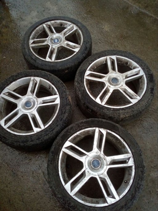 Set 8009 - Jante FIAT STILO , 225/45 ZR17, 7Jx17 H2-41, 4x98