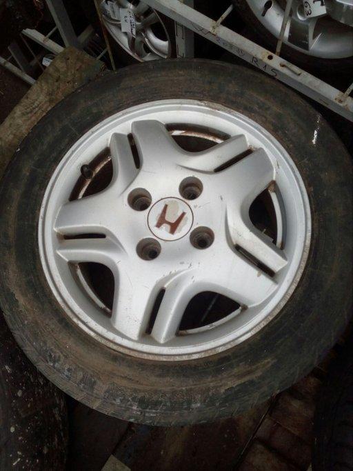 Set 8021 - Jante Honda Civic VI, 205/55 R15 88V, 15x6JJ 50, 4x100