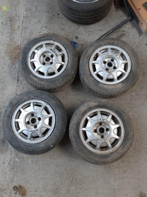 Set 8052 - Jante aliaj Audi 80 , 6jx14 h2 et48 , r14 175/70 , 4x108