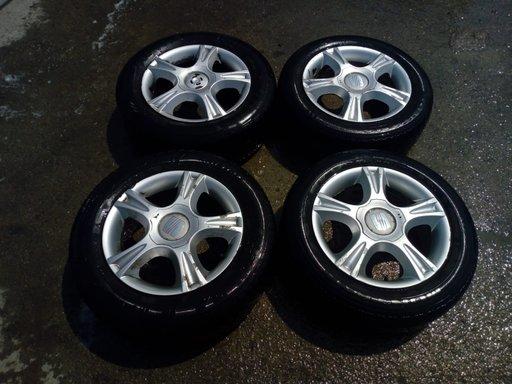 Set 8085 - Jante aliaj Seat Ibiza 6L,185 65 r15,6jx15h2 et43, 5x100