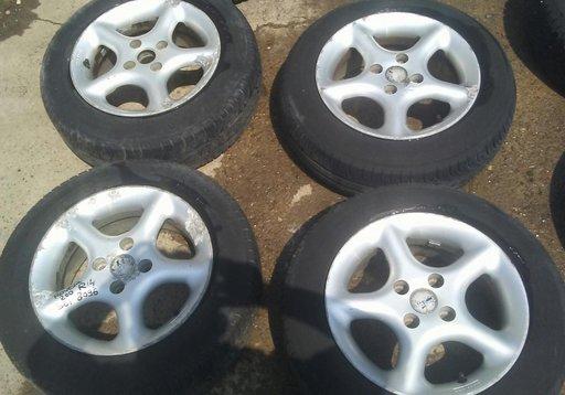 Set 8096 - Jante aliaj Rover 200, 4x100,6jx14h2 et35,165/70/ R14