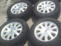 Set 8140 - Jante aliaj Chrysler Voyager, 215/65 R16, 5x114.3, 40-16x6.5j, t-dot