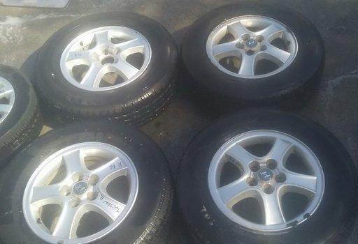 Set 8144 - Jante aliaj Hyundai Tucson, 225/70 R16, 6.5jx16-46, 5x114.3