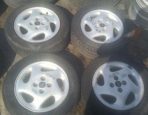 Set 8160 - Jante aliaj Fiat Punto, 185/60 R14, 4x98, 5 1/2jx14h2-45.5