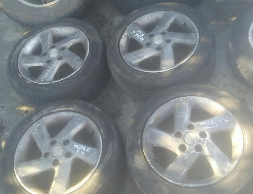 Set 8167 - Jante aliaj Mazda 6, 205/55 R16, 5x114.3, 16x7jj6