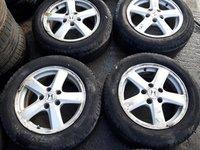 Set 8183 - Jante aliaj Honda Accord, 205/60 R16, 5x114.3, 16x6 1/2jj