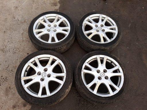 Set 8238 - Jante aliaj Mazda 2, 16x6 1/2j, 195/45r16, 4x108