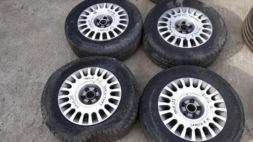 Set 8264 - Jante aliaj Lancia Phedra / 215/65/r15 , 5x98, 6.5jx15ch5-27