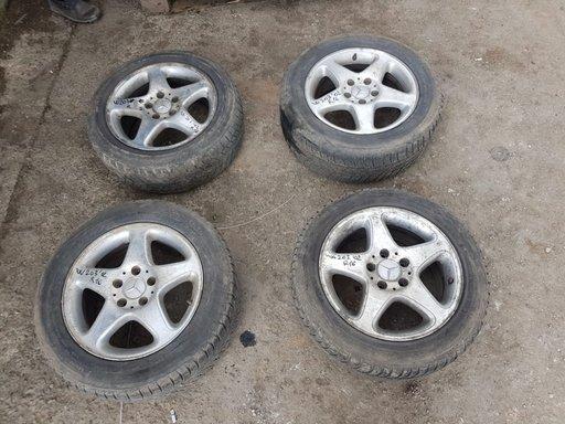 Set 8291 - Jante aliaj Mercedes C-Class W203 ,205/55 R16, 5x112, 7jx16h2 et37