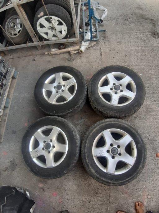 Set 8506 - Jante aliaj Volkswagen Touran , 7.5Jx17 ET55 , R17 235/65 , 5x130