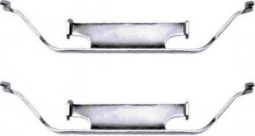 Set accesorii, etrier frana BMW 3 Compact (E36), BMW 3 limuzina (E36), BMW 3 cupe (E36) - HELLA PAGID 8DZ 355 201-181