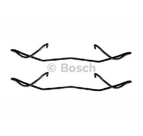 Set accesorii, placute frana FORD ECOSPORT 09/2011 - 2019 - producator BOSCH 1 987 474 241 - 311479 - Piesa Noua