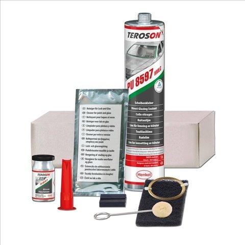 Set Adeziv pentru montaj parbriz TEROSON PU 8597