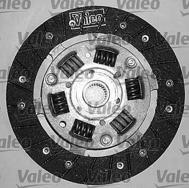Set ambreiaj 3piese(placa,disc,rulment), producator VALEO 821183