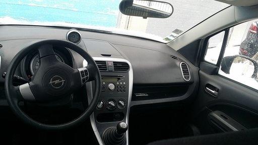 Set amortizoare fata Opel Agila 2010 Hatchback 1.0
