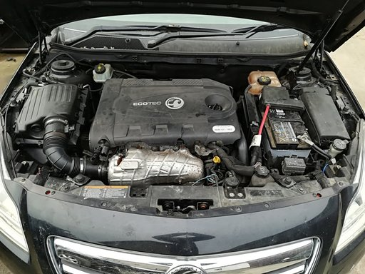 Set amortizoare fata Opel Insignia A 2010 hatchback 2000