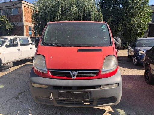 Set amortizoare fata Opel Vivaro 2004 duba 1.9 D